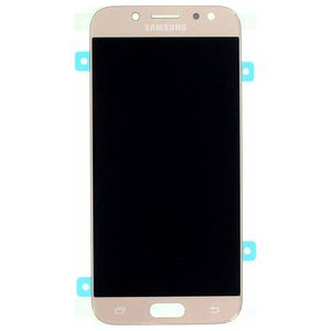 Γνήσια οθόνη Samsung Galaxy SM-J530 J5 2017 LCD & DIGITIZER Gold